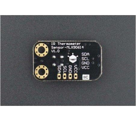 Gravity: Non-contact IR Temperature Sensor For Arduino | Sensores de Temperatura | DFRobot