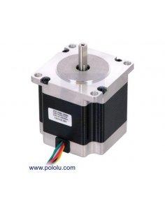Stepper Motor: Unipolar/Bipolar, 200 Steps/Rev, 57×56mm, 3.6V, 2 A/Phase