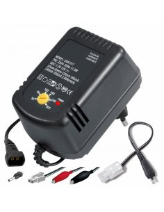 Battery Charger NiCd-NiMh 1.2-12V
