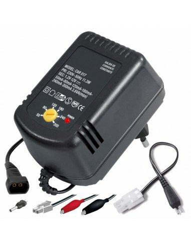 Battery Charger NiCd-NiMh 1.2-12V   Carregador de Baterias  
