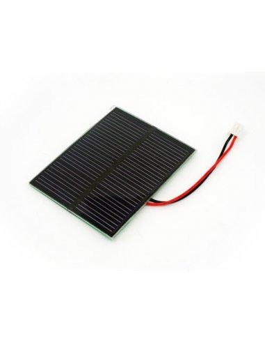 0.5W Solar Panel 55x70 | Solar |