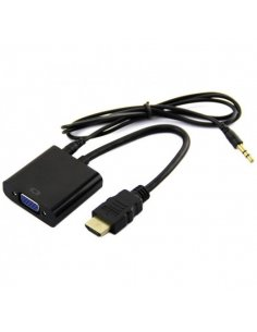 HDMI to VGA w/ audio adapter for the Raspberry Pi