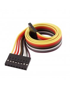 8Pin Female to Female Jumper Cable - 30cm
