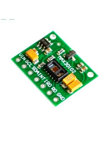 MAX30102 Heart Rate Oxygen Pulse Breakout for Arduino