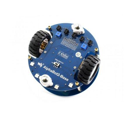 AlphaBot2 robot building kit for BBC micro:bit (no micro:bit) Waveshare