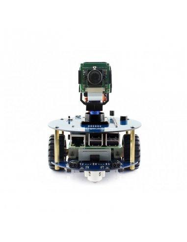AlphaBot2 robot building kit for Raspberry Pi 3 Model B+ | Chassi de Robo | Waveshare