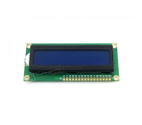 LCD1602 (3.3V Azul Backlight) | LCD Alfanumerico | Waveshare