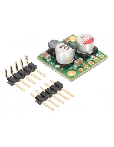 Pololu 5V, 2.5A Step-Down Voltage Regulator | Regulador de Voltagem D24V25F5 | Alimentação | Pololu