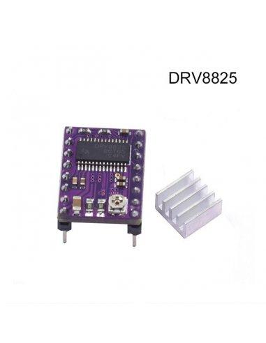 DRV8825 Stepper Motor Driver Module with Heatsink for 3D Printer / Impressora 3D