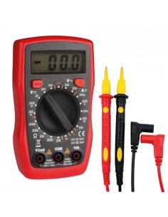 Velleman DVM841 Digital Multimeter CAT II 500V / CAT III 300V 200mA