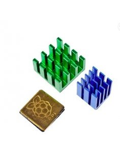 HeatSink Kit for Raspberry Pi B+, 2 and 3 - 3pcs