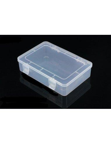 Plastic Box - 185x165x44mm | Caixas de Aparelhagem |