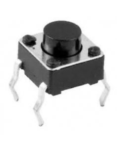 Push Button SPST 12V 50mA - 6x6x7mm