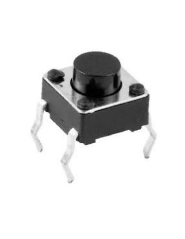 Push Button SPST 12V 50mA - 6x6x7mm | Tactile Switch |