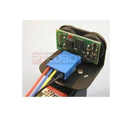 SRF10 Mounting Kit | Sensor Ultrasom |