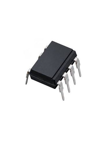 MCT62 - Dual-Channel Phototransistor Output Optocoupler | Optocopladores |