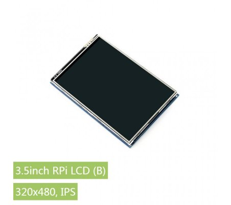 3.5inch LCD 320×480 IPS for Raspberry Pi