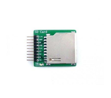 SD/Micro SD(TF) Card 2 in 1 Storage Board   Novidades!!!  