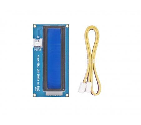Grove - 16 x 2 LCD (Branco on Blue) | LCD Alfanumerico |