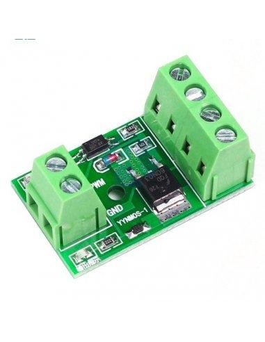 Mosfet MOS Transistor Trigger Switch Driver Board PWM Control Module 3-20V