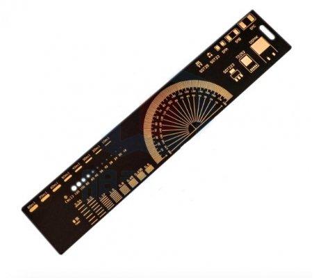 PCB Ruler - 20cm