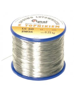 Solder wire 0.7mm 60/40 250Gr