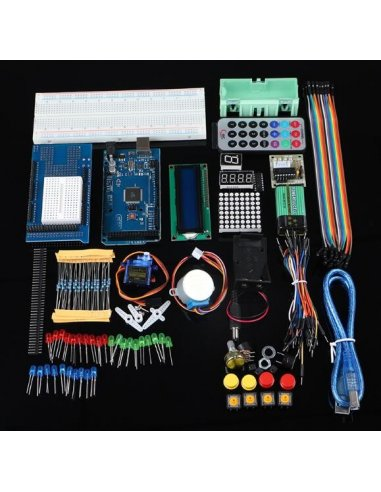 Arduino Mega 2560 R3 compatible Learning Starter Kit   Kit Arduino  