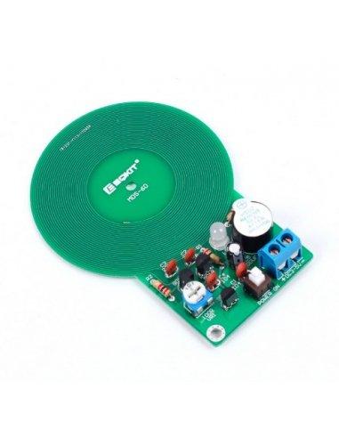 Kit Detetor de Metais DIY | Arduino |