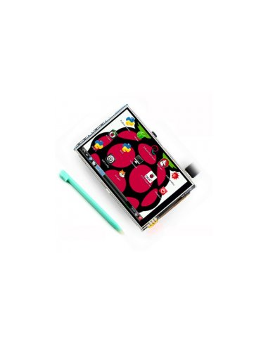 3.5 Inch 480x320 TFT Display w/ Touchscreen for Raspberry Pi | LCD Grafico |