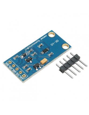 GY-30 BH1750FVI Digital Light Sensor Module | Sensores Ópticos |
