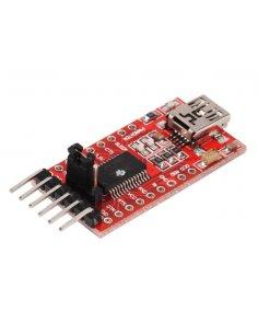 FTDI FT232RL USB to TTL Serial Converter Adapter Module 5V and 3.3V