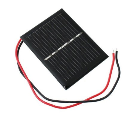 3.0V 100mA Polycrystalline Solar Cell