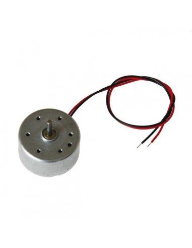 Low Inertia Solar Motor - 1820 RPM