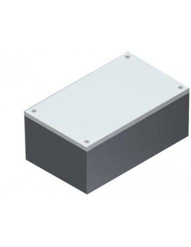 ABS Enclosure 215×130×83mm Grey | Caixas de Aparelhagem |