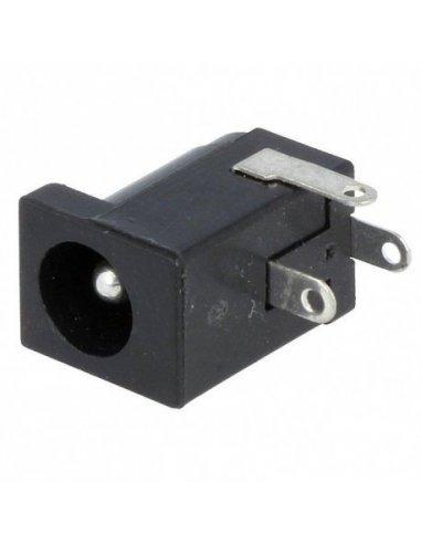 Socket 2.5mm PCB | Fichas de Alimentação |
