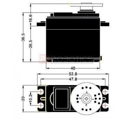Pan & Tilt Bracket Medium Kit | Pan Tilt |
