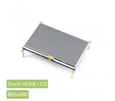 Waveshare 5inch HDMI LCD 800×480