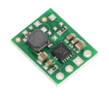 Pololu 5V Step-Up Voltage Regulator | Regulador de Voltagem U1V11F5