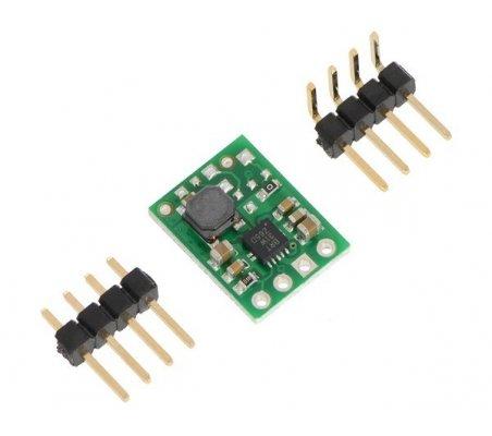 Pololu 5V Step-Up Voltage Regulator   Regulador de Voltagem U1V11F5   Alimentação  