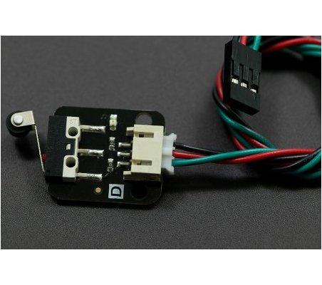 Crash sensor (Left) | MicroSwitch |