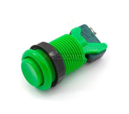 Concave Button - Verde   Arcade  