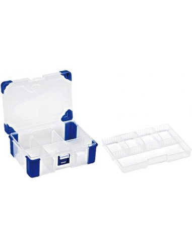 Plastic Box for Microcontroller Kit with two decks - 165x120x65mm