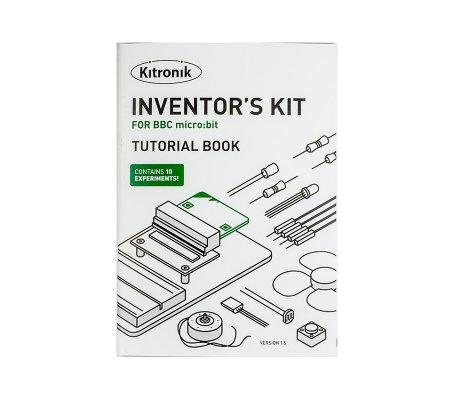 BBC micro:bit Inventor's Kit com Acessórios