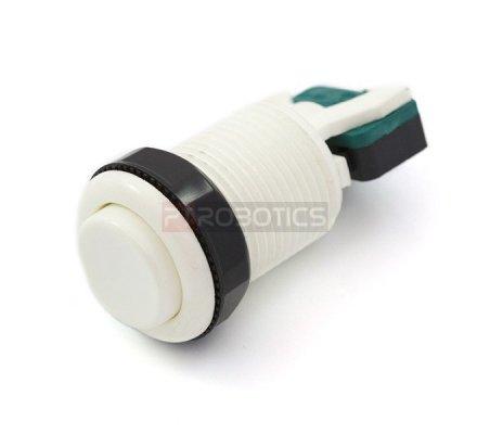 Concave Button - Branco | Arcade |