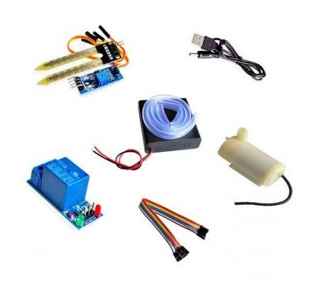 Automatic Water Pumping Kit | Mini Bomba de Água |