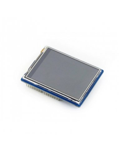 2.8 inch Arduino Touch LCD Shield   Display Arduino  