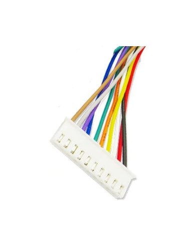 JST XHP Jumper Assembly 30cm - 10 Wires