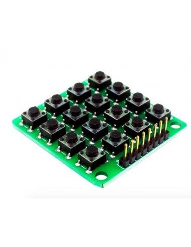 4X4 Keypad module | Botões e Teclados |