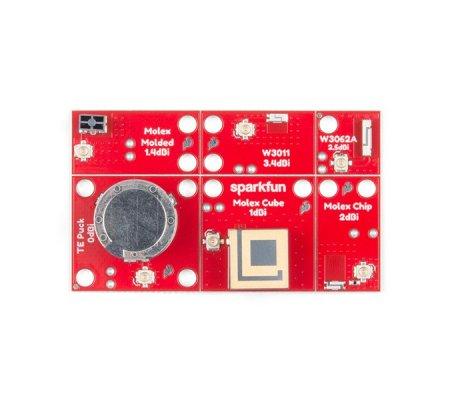 SparkFun GNSS Chip Antenna Evaluation Board | Sensor Camera |
