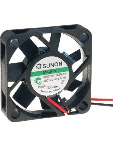 DC Brushless Fan 40x40x10mm 12V 82mA Sunon